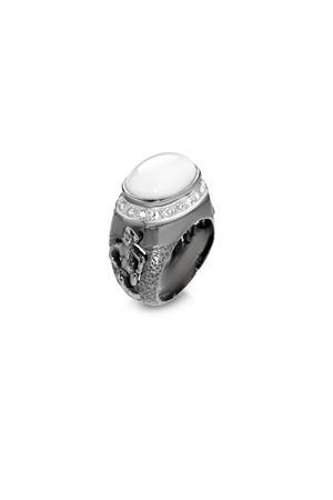 Handmade ring Puttini di Puttini Angela Puttini Gioielli | 5032250 | AN2BIANCO