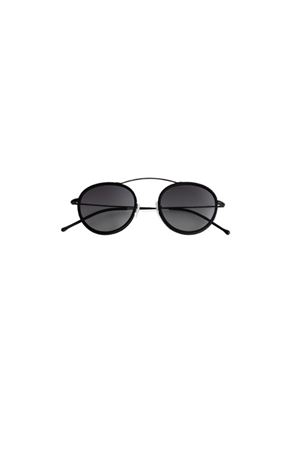 Occhiali da sole met-ro2 flat neri Spektre | 53 | MET-RO2 FLATNERO
