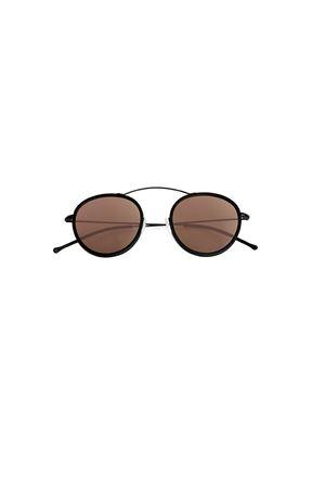 Occhiali da sole met-ro 2 con lente flat rosa Spektre | 53 | MET-RO2 FLATROSA