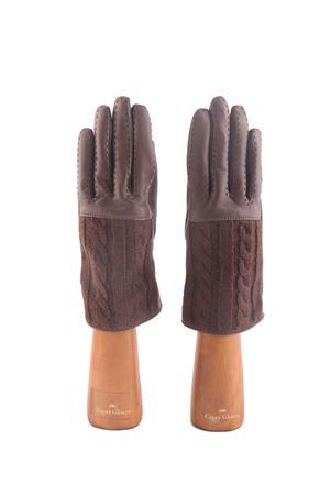 Guanti in pelle cashmere Capri Gloves | 34 | CA2182FOG