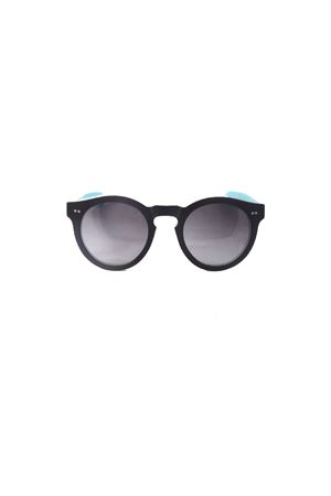 Capri People bicolor sunglasses Capri People | 53 | BOTTEGHE5123/CA798ANERO-VERDE