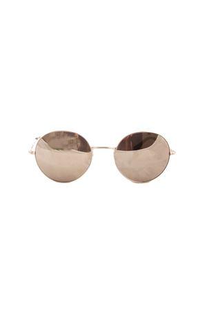 Occhiali da sole artigianal con lenti tonde Capri People | 53 | SUN 1613ARGENTO