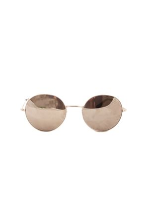 Ultra light metal handmade sunglasses Capri People | 53 | SUN 1613ARGENTO