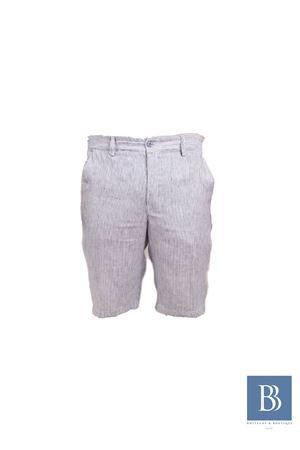 Men bermuda shorts Colori Di Capri | 9 | BERMUDA RIGHEBLU