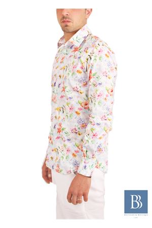 Men cotton shirt Colori Di Capri | 6 | HAWAIICELESTE