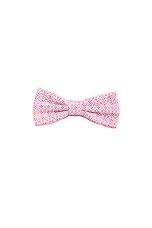 Men cotton bow tie Colori Di Capri | 20000037 | PAP01VIOLA