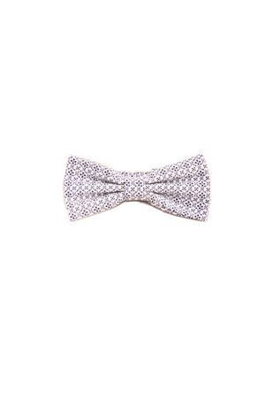 Cotton blue bow tie Colori Di Capri | 20000037 | PAP02BLU