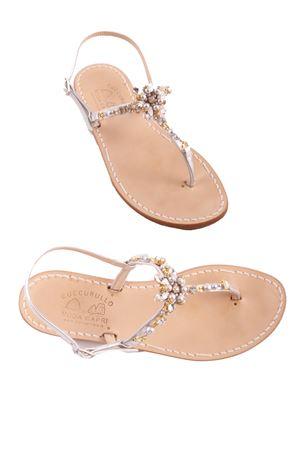 Sandalo Caprese originale Cuccurullo | 5032256 | CUC GRETAARGENTO