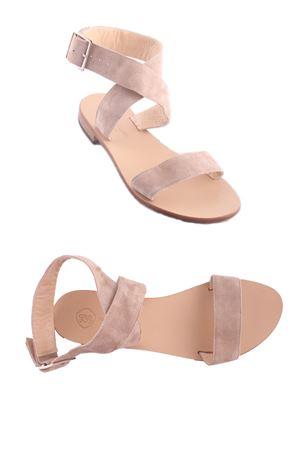 Handmade Capri Sandals Da Costanzo | 5032256 | 2222BEIGE