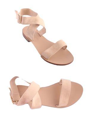 Handmade Capri Sandals Da Costanzo | 5032256 | 2222ECRU