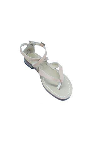 Sandali Capresi artigianali Da Costanzo | 5032256 | 2445BEIGE