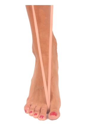Sandali capresi modello Gladiatore cipria Da Costanzo | 5032256 | GLADIATORE CAPRICIPRIA