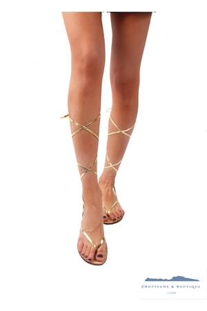 Capri sandals \Sleave\ model Da Costanzo | 5032256 | V SCHIAVAORO