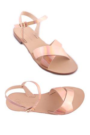 Handmade Capri Sandals Da Costanzo | 5032256 | XV1850ROSA