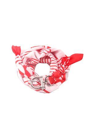 Foulard rosso con fantasia Grakko Fashion | -709280361 | GR114EROSSO
