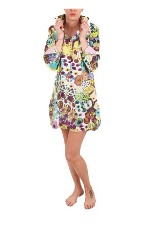 Maxi camicia copricostume a fantasia liberty Laboratorio Capri | 5032233 | LAB120LIBERTY OF LONDON FIORI