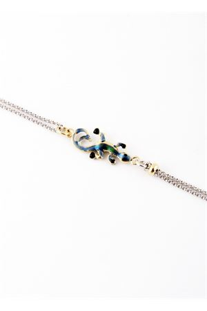Blue lizard bracelet Pierino Jewels | 36 | 3046AAZZURRA