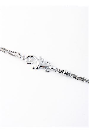 Bracciale in argento con Lucertola azzurra Pierino Jewels | 36 | 3046ASILVER