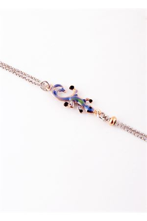 Blue lizard bracelet Pierino Jewels | 36 | 3046AVERDE