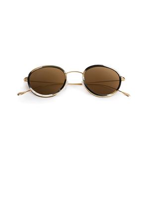 Morgan sunglasses Spektre | 53 | MORGANHORN BRONZE MIRROR