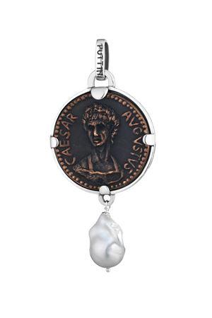 Bronze coin pendant Angela Puttini Gioielli | 5032249 | SCAP70CGPARGARG
