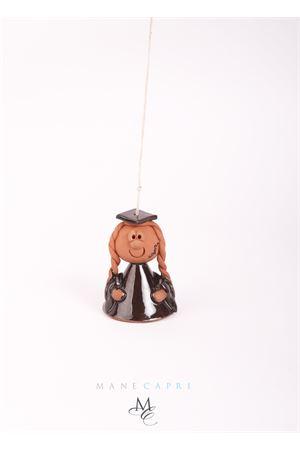 Capri bell charm in ceramic Capri Bell | 20000008 | 20101633LAUREATA