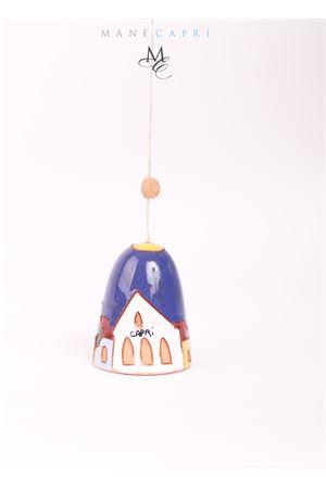Ceramic capri bell charm Capri Bell | 20000008 | 20101725PAESAGGIO NOTTURNO