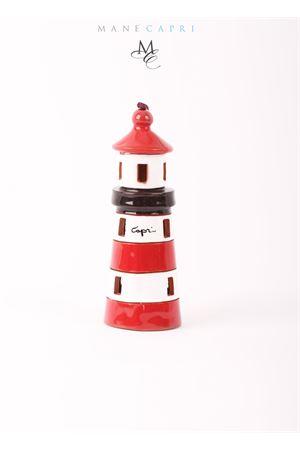 Campanella di Capri portafortuna a forma di Faro Capri Bell | 20000008 | 20102197FARO GR