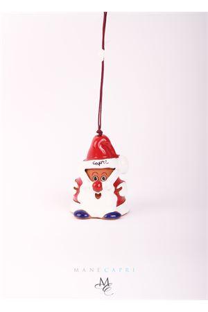 Santa Claus Capri bell Capri Bell | 20000008 | 20102425BABBO OCCHI GR