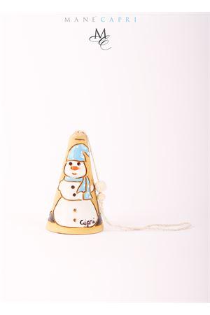 Snowman Capri bell charm Capri Bell | 20000008 | 20103194GREZZA NATALE