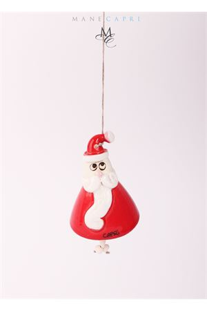 Santa Claus shaped Capri bell charm Capri Bell | 20000008 | 20103699BABBO BARBA LUNGA