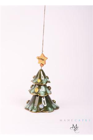 Christmas tree ceramic Capri bell Capri Bell | 20000008 | 20103705ALBERO NATALE GR