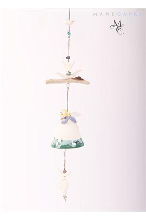 Decorazione stanza dei bimbi con Angelo su campanella di Capri Capri Bell | 20000008 | 20103910ANGELO