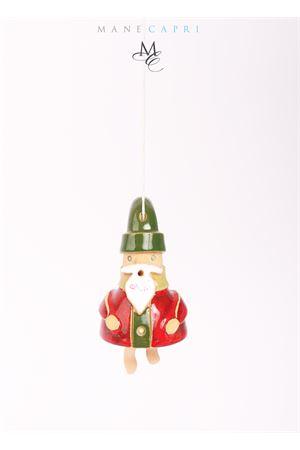 Campanella di Capri decorativa e portafortuna Babbo Natale Capri Bell | 20000008 | 20104993BABBO NATALE