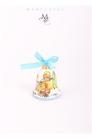 Home decor Capri bell in ceramic Capri Bell | 20000008 | 20105198PVEDUTA PIAZZETTA