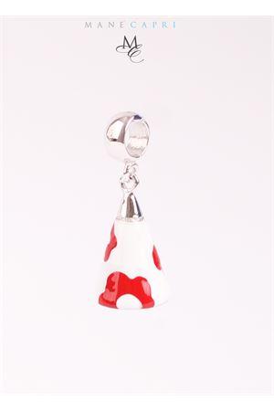 Campanella portafortuna di Capri in argento smaltato Capri Bell | 5032249 | 20110925CONO SMALTATO