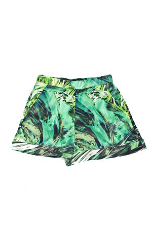 Short foresta in pura seta Capri Chic | 30 | SHORT FORESTAVERDE