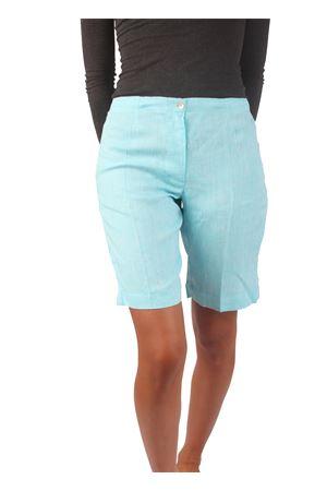 100% linen bermuda shorts Colori Di Capri | 9 | CORTODONNATURCHESE