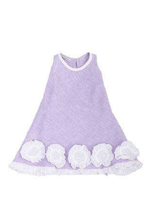 Liliac dress for baby girl Colori Di Capri | 5032262 | MARGOTLILLA