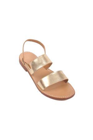 Handmade Capri sandals Cuccurullo | 5032256 | DOPPIAFASCIAGOLDORO