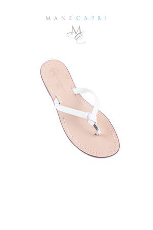 Sandali Capresi modello Jacqueline Da Costanzo | 5032256 | NODO JACKIEBIANCO