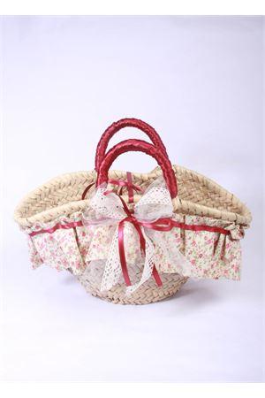 Borsa artigianale in paglia da bambina La Bottega delle Idee | 31 | BABY BAGBORDEAU