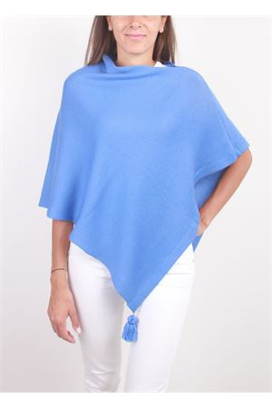Light blue lady handmade cloak La Bottega delle Idee | 52 | PBWOOLA8