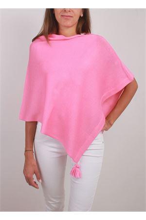 Poncho da donna artigianale in lana La Bottega delle Idee | 52 | PBWOOLS104