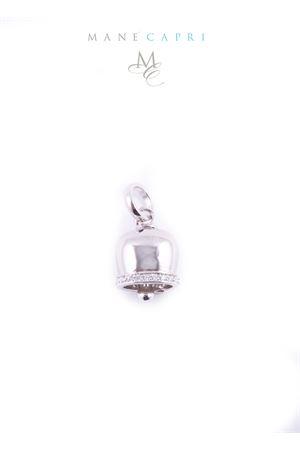 Campanella di San Michele in argento e zirconi Manè Capri | 5032249 | MANEBELL SILVERARGENTO