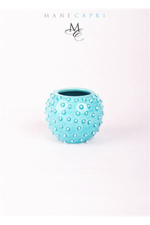Sea Urchin ceramic candle holder Manè Capri | 20000025 | RICCIO PIENOTURCHESE