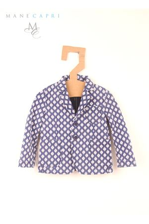 Baby boy jacket Officina | 3 | BC170BLU