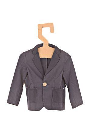 Sartorial cotton jacket with pockets Opililai | 3 | OPI123BLU