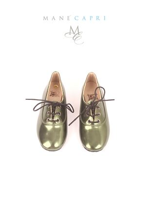 Green shiny leather shoes Orimusi | 12 | ORI249VERDE