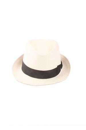 Cappello modello Panama da donna Panizza 1879 | 26 | PANAMA DONNABIANCO